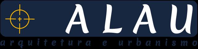 Logo Alau Arquitetura e Urbanismo